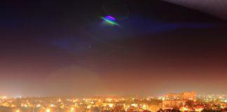 avvistamento ufo a nocera