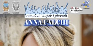 anna falchi piano di sorrento
