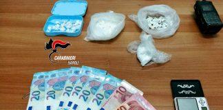 pasticcere cocaina