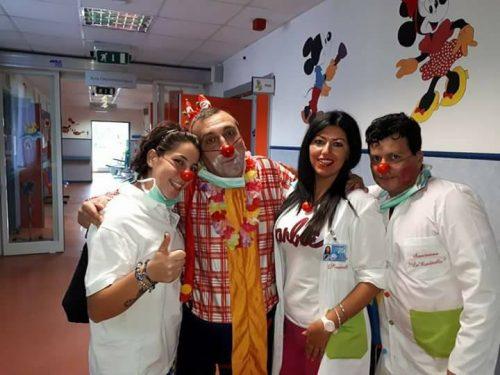 clownterapia , ospedale clown