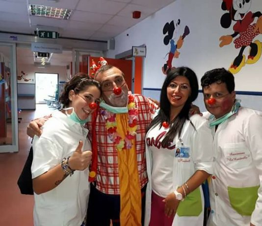 clownterapia , ospedale clown