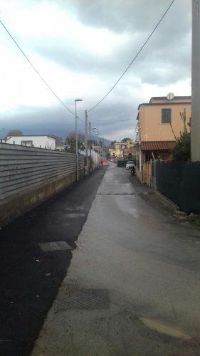 Pompei AREA DI RITROVAMENTO TRANSENNATA