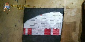 sigarette contrabbando tufino