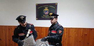 droga alfredo nasto mariujana carabinieri boscoreale angri boscoreale