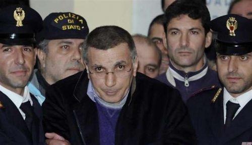 Il boss dei Casalesi Michele Zagaria è in forte stato depressivo
