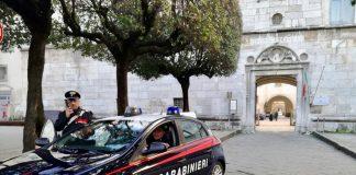 carabinieri violenza sessuale nola