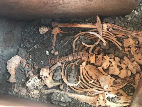 pompei scavi civita giuliana