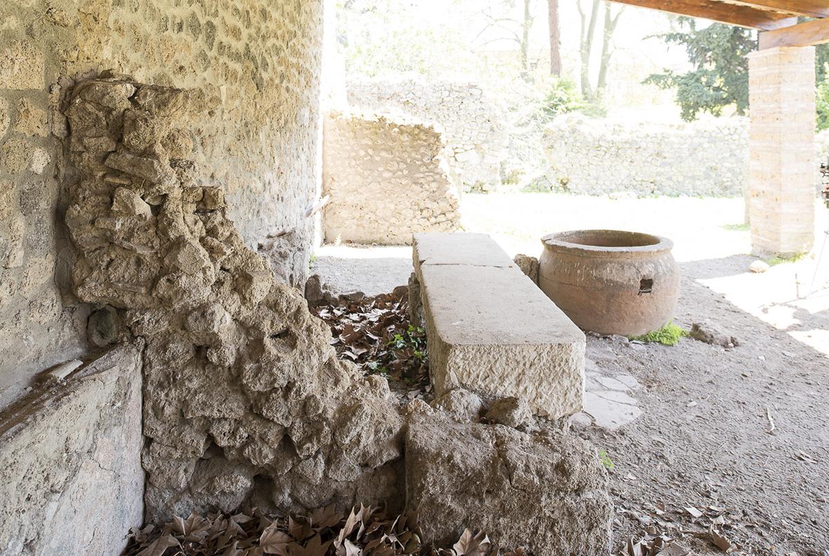 pompei conceria