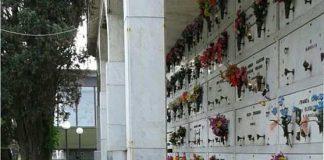 furto al cimitero striano