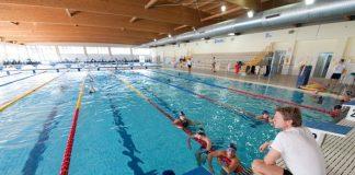 PORTICI piscina centro sportivo portici
