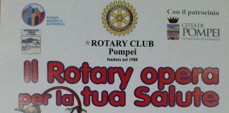 Rotary club pompei - domeniche della salute