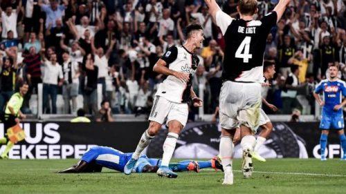 Juventus Napoli streaming: dove vedere il match, no Rojadirecta