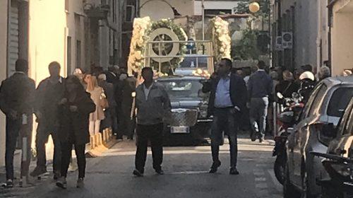 manuela ghezzi funerali castellammare