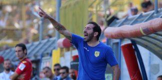 Juve Stabia Caserta allenatore
