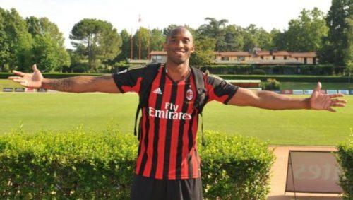 Milan-Torino di Coppa Italia tributo a Kobe Bryant