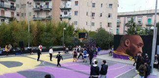 Kobe day napoli
