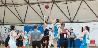 free basketball scafati Givova ladies