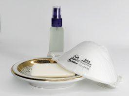mascherine disinfettante amalfi