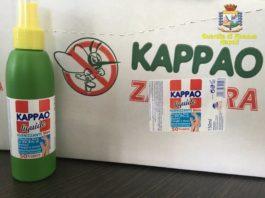 falso igienizzante napoli
