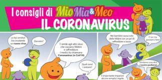 coronavirus consigli bambini