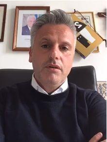 Sindaco Ottaviano Luca Capasso