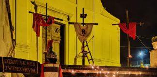 via crucis Gragnano