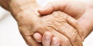 nonni anziani dopoguerra