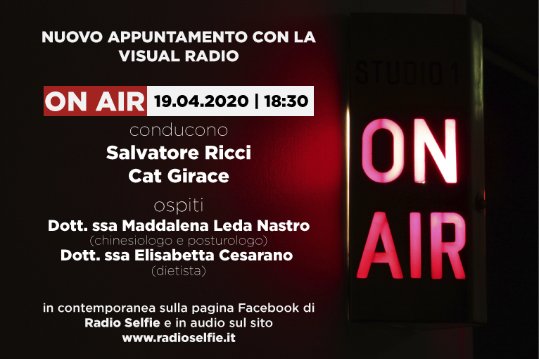 radio selfie cat girace salvo ricci