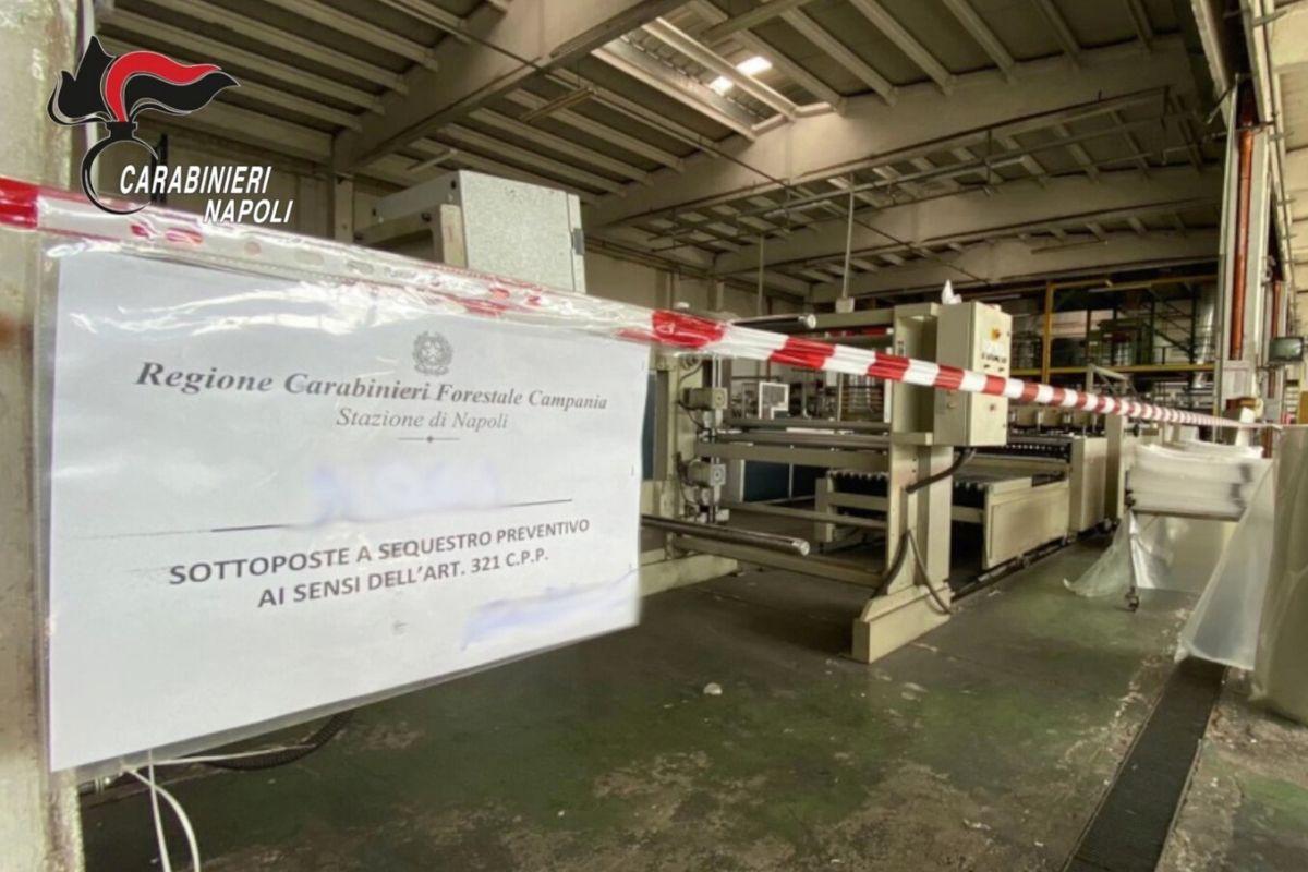 Ingrosso Tappeti San Giuseppe Vesuviano napoli e provincia, controlli a tappeto nelle aziende: sanzioni