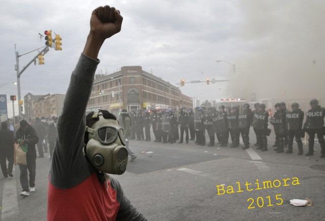 Black lives Baltimora, Maryland