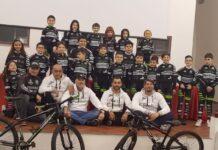 federal team bike