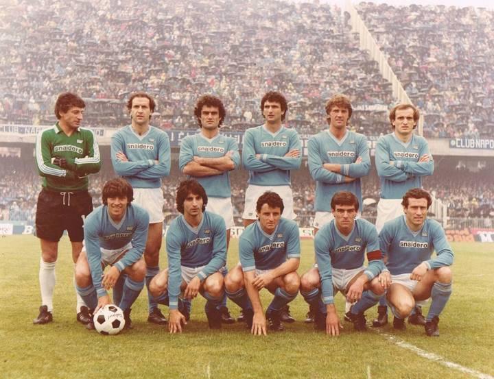 calcio napoli 1980-1981 Gaetano Musella