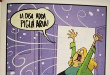 Antonella Morea, la mamma di Casa Surace, diventa fumetto e supereroina