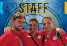 Staff tecnico dirigenziale FF Napoli calcio a 5