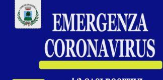 agerola coronavirus 12 settembre 2020