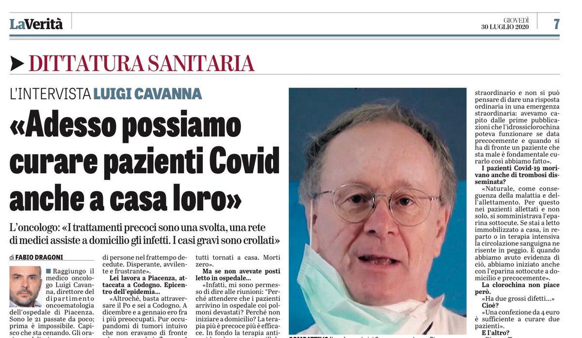 dottr Cavanna oncologo Piacenza