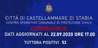 coronavirus 22 settembre 2020