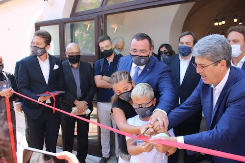 inaugurazione palazzo san giovanni 2