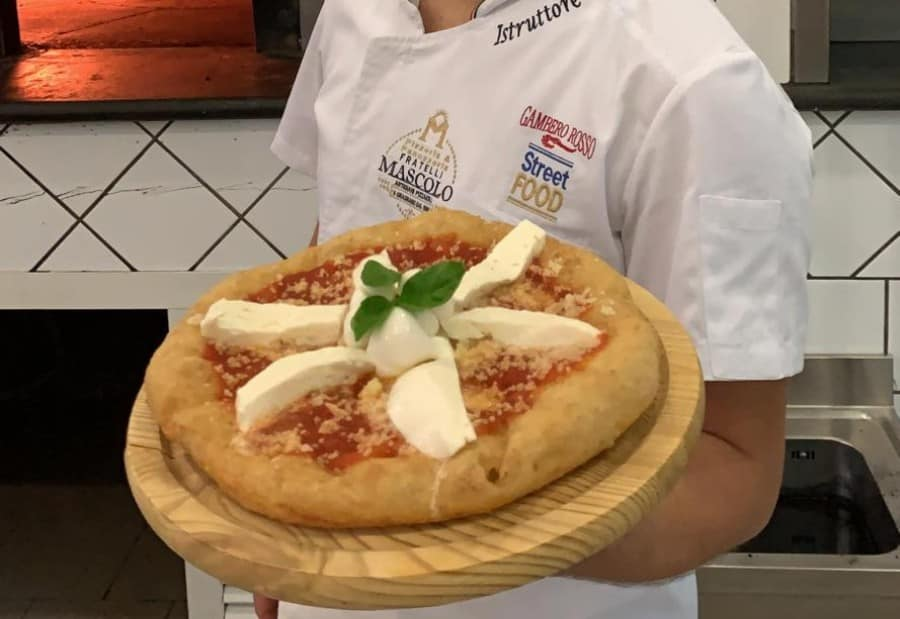 istruttore pizzaiolo vicedomini gaetano