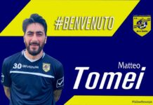 tomei portiere juve stabia