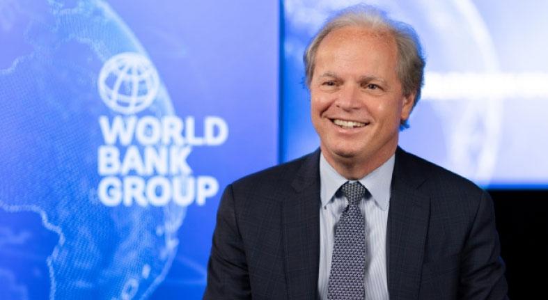 Axel van Trotsenburg, Direttore generale delle operazioni della Banca mondiale