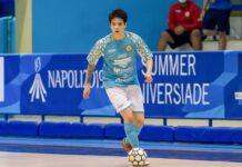 FF Napoli calcio a 5 La settimana del debutto in A2. La dedizione di Capiretti, i sogni di Caio e Rodriguez