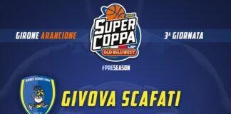 Givova Scafati vs Allianz Pazienza San Severo anticipata alle 18.30