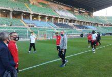 I convocati della Turris per il recupero di campionato contro l'Avellino-Turris