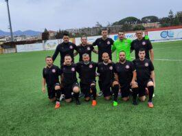 Il City Angri esce sconfitta dalla partita contro l'Olympic Salerno