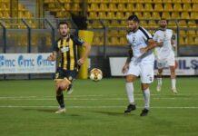 La Juve Stabia fa suo il derby vincendo per 2-0 contro la Cavese al Menti