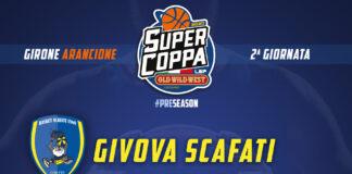 Locandina Scafati - Napoli SuperCoppa