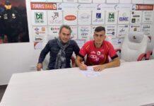 Oscar Salazaro é della Turris a titolo definitivo