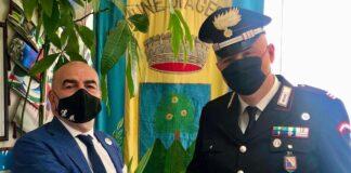 sindaco mascolo carabinieri