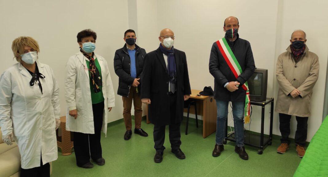 striano inaugurazione guardia medica